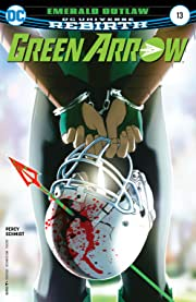 Green Arrow (2016-2019) #13
