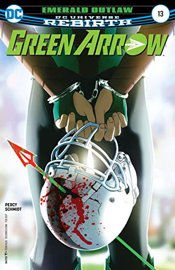 Green Arrow (2016-) No.13