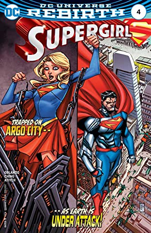 Supergirl (2016-) No.4