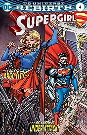 Supergirl (2016-) #4