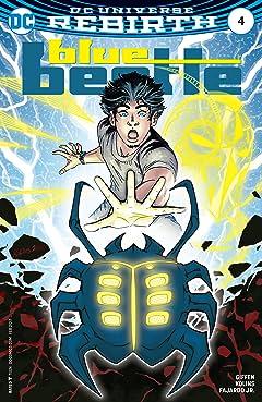 Blue Beetle (2016-2018) #4