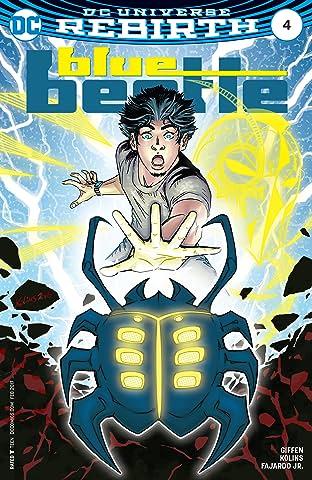 Blue Beetle (2016-) #4