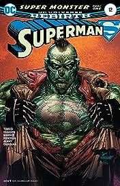 Superman (2016-) #12