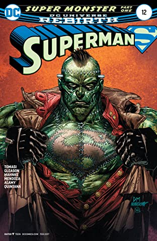 Superman (2016-2018) No.12