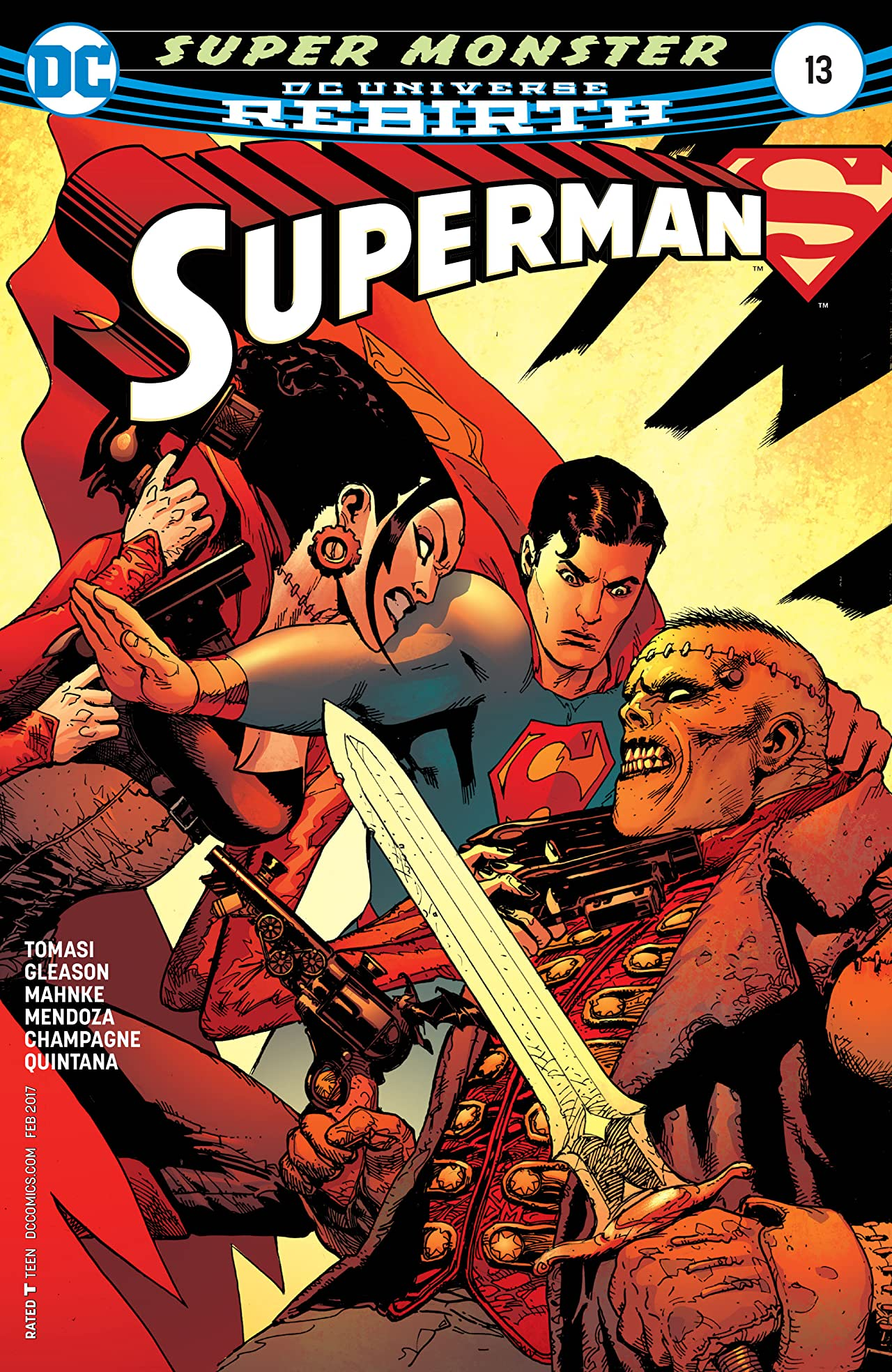 Superman (2016-) No.13