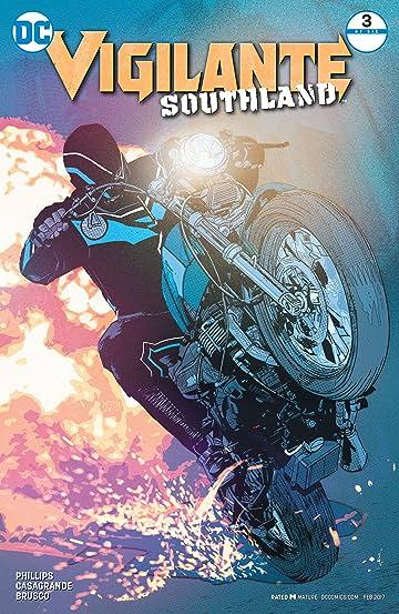 Vigilante: Southland (2016) #3