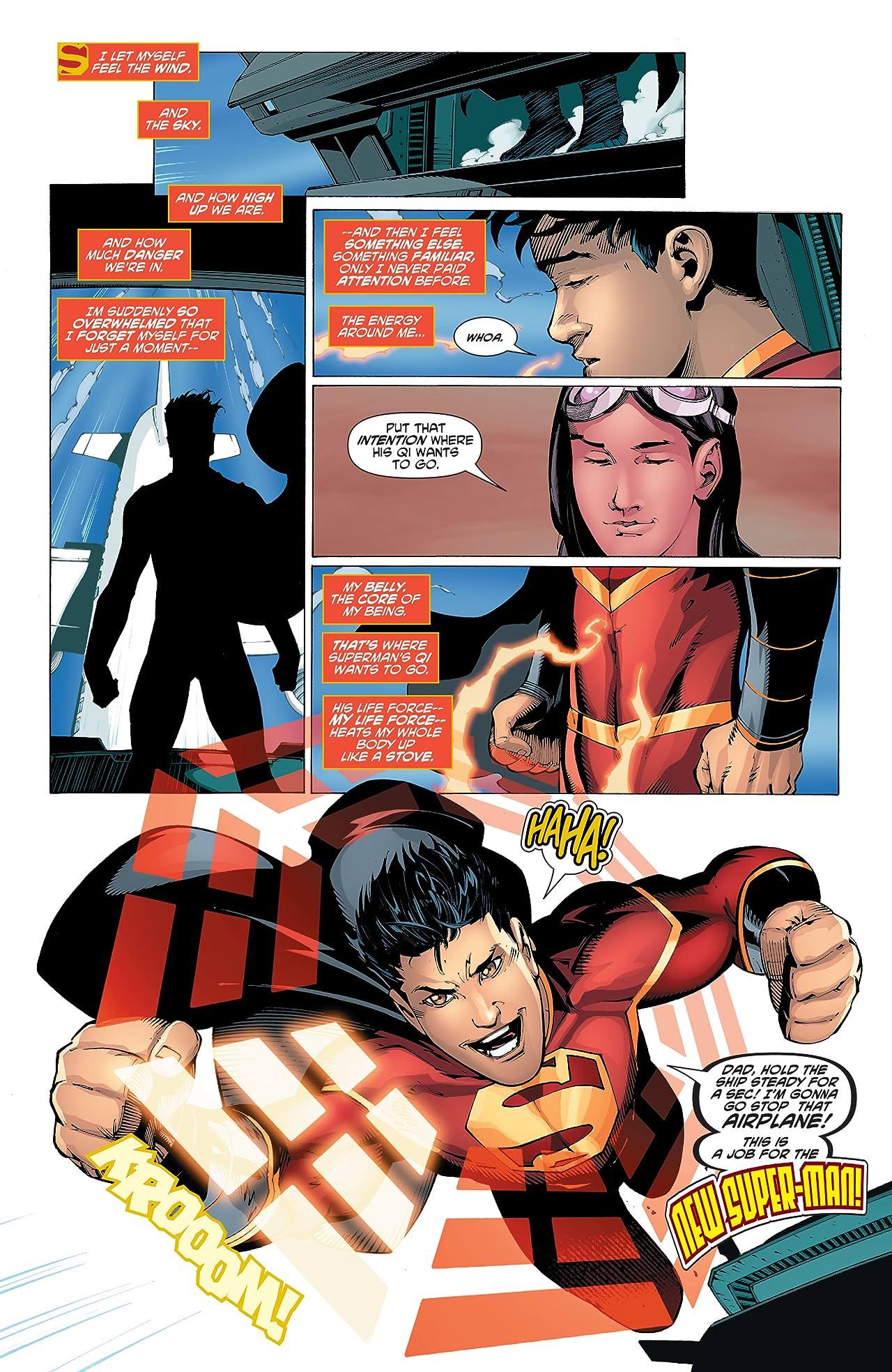 New Super-Man (2016-2018) #6