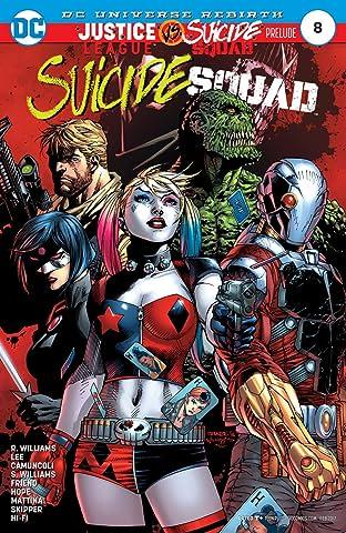 Suicide Squad (2016-2019) No.8