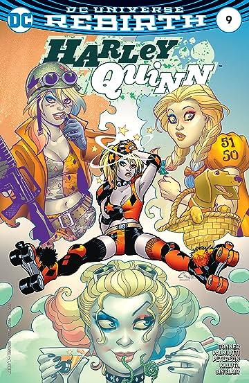 Harley Quinn (2016-) #9