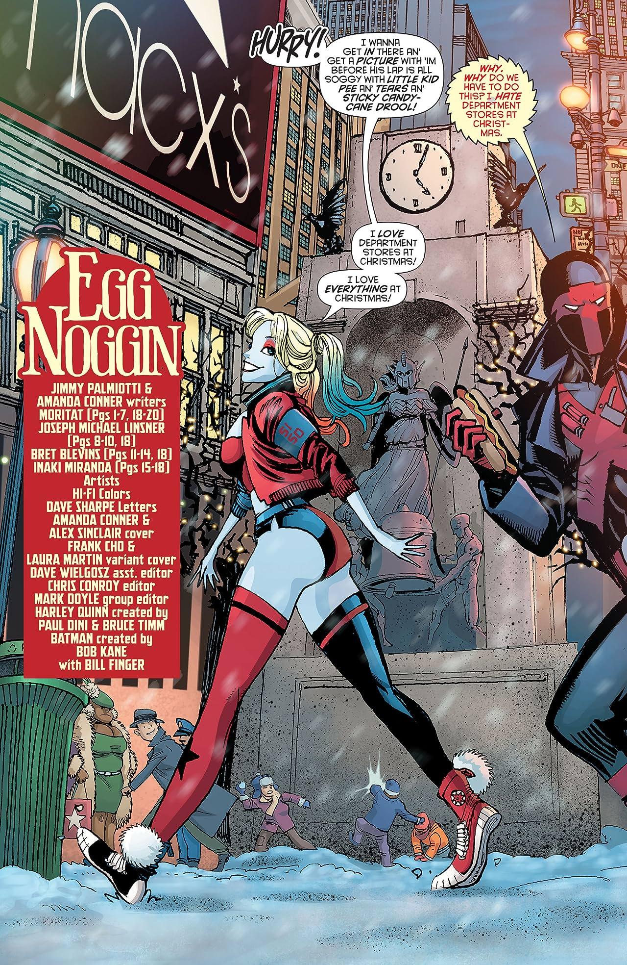 Harley Quinn (2016-) #10