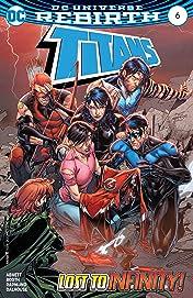 Titans (2016-) No.6