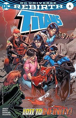 Titans (2016-2019) #6