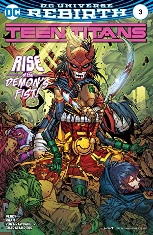 Teen Titans (2016-) No.3
