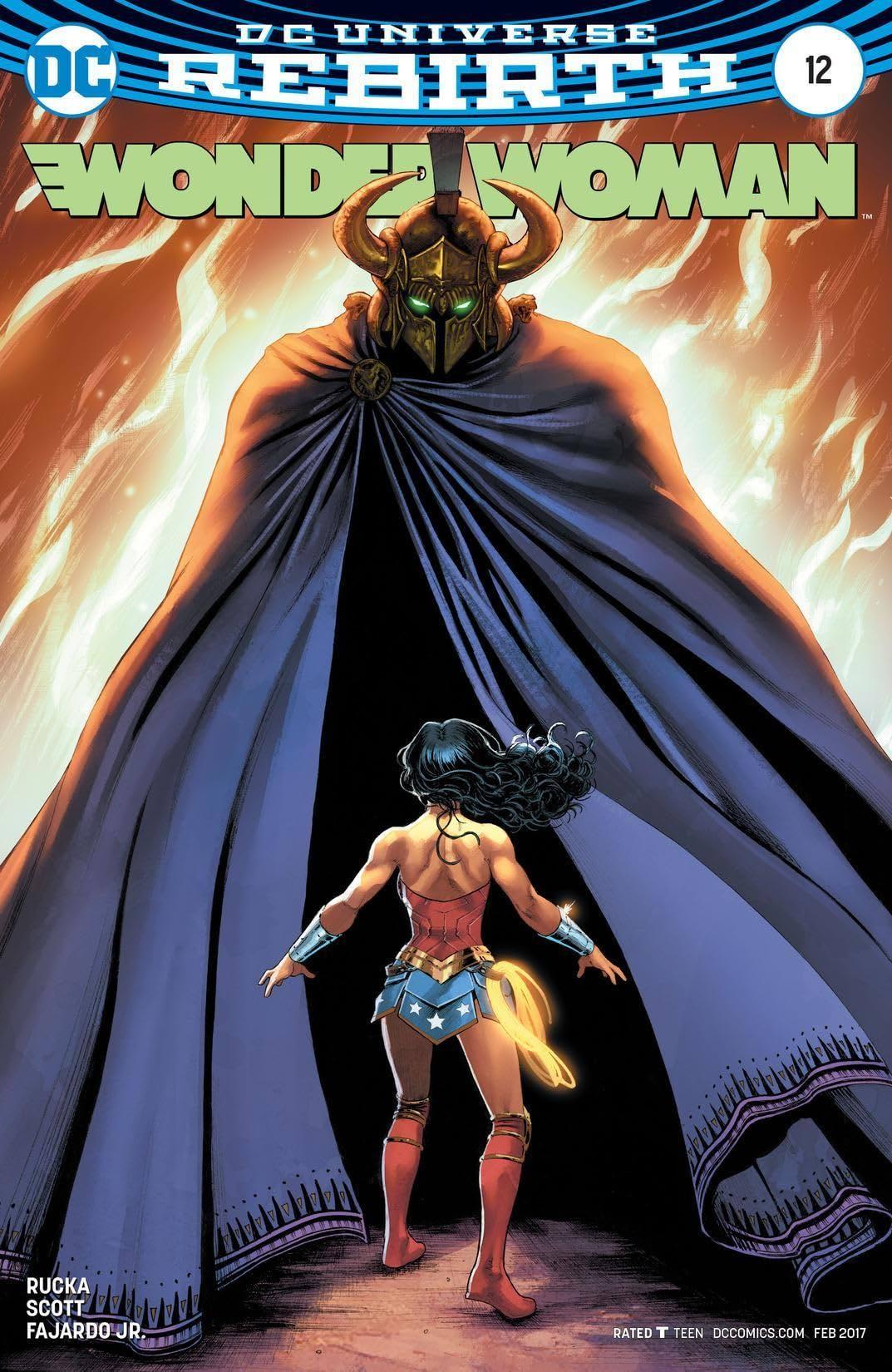 Wonder Woman (2016-) No.12