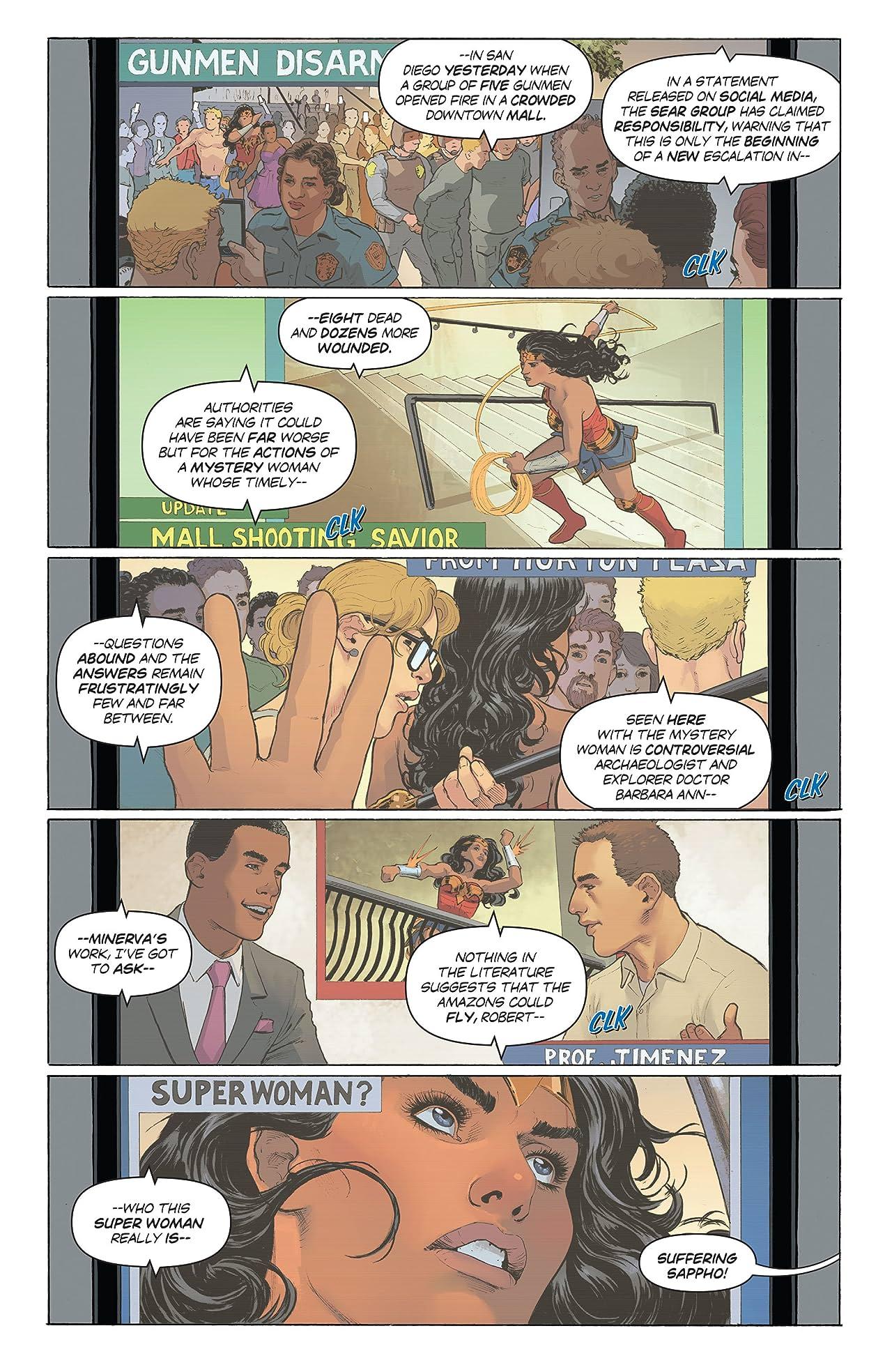 Wonder Woman (2016-) #12