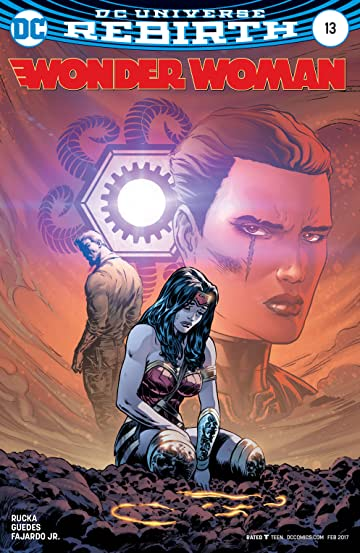 Wonder Woman (2016-) No.13