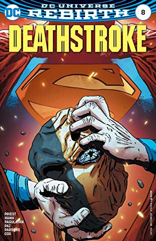 Deathstroke (2016-) No.8