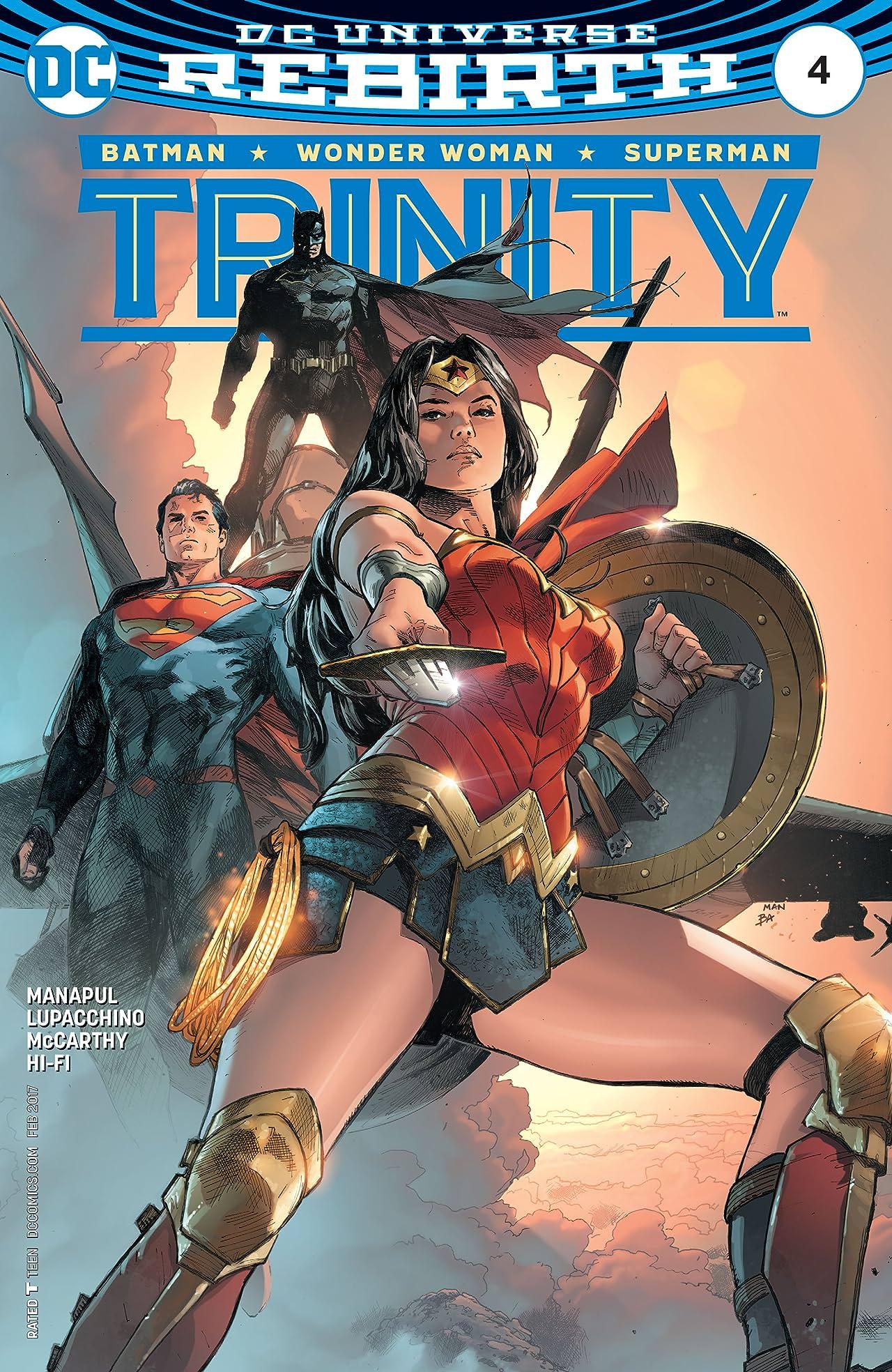 Trinity (2016-) No.4