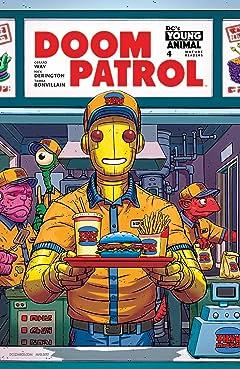 Doom Patrol (2016-2018) #4