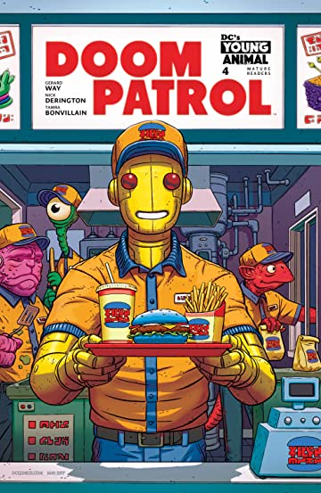 Doom Patrol (2016-) No.4