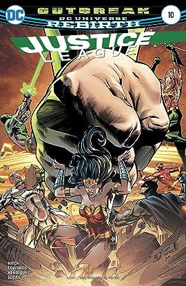 Justice League (2016-2018) #10