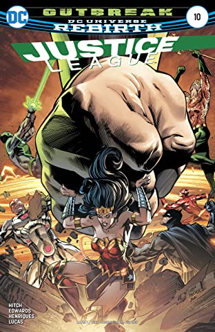 Justice League (2016-2018) No.10
