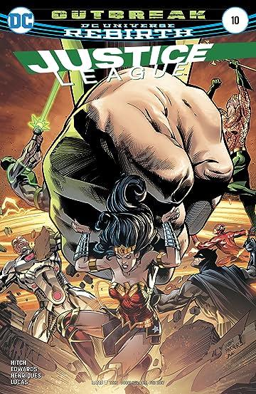Justice League (2016-) #10