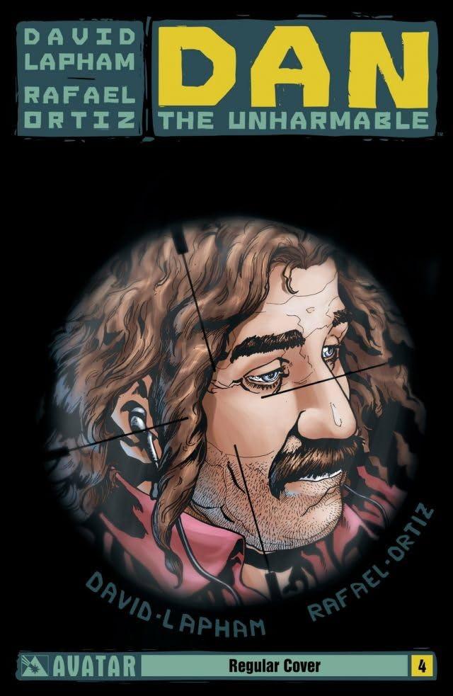 Dan the Unharmable #4