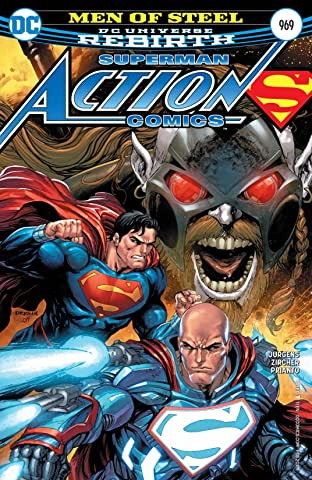 Action Comics (2016-) No.969