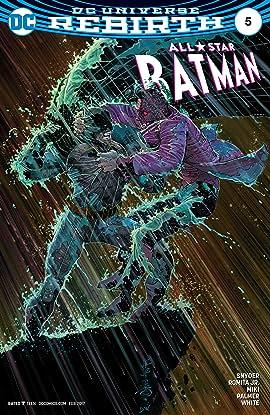 All-Star Batman (2016-2017) #5