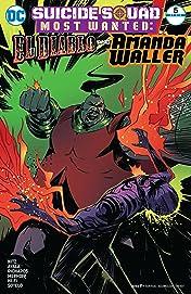 Suicide Squad Most Wanted: El Diablo and Amanda Waller (2016-2017) #5