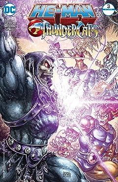 He-Man/Thundercats (2016-2017) #3