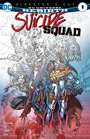 Suicide Squad: Director's Cut (2016) #1