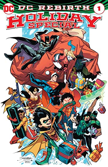 DC Rebirth Holiday Special (2016) #1