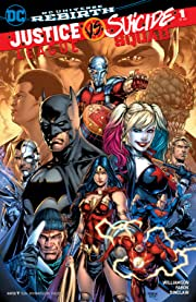 Justice League vs. Suicide Squad (2016-2017) #1