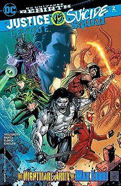 Justice League vs. Suicide Squad (2016-2017) #2