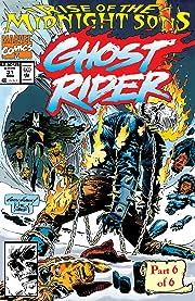 Ghost Rider (1990-1998) #31