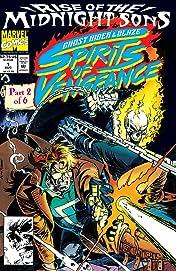 Ghost Rider/Blaze: Spirits of Vengeance (1992-1994) #1