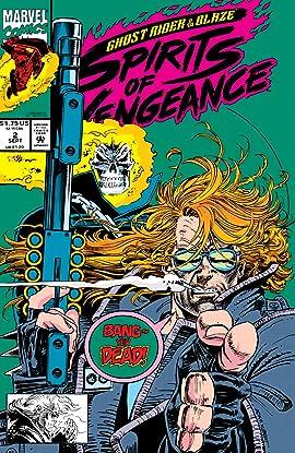 Ghost Rider/Blaze: Spirits of Vengeance (1992-1994) #2