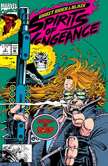 Ghost Rider Blaze Spirits Of Vengeance 1992 1994 2