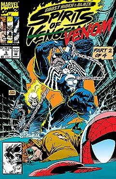 Ghost Rider/Blaze: Spirits of Vengeance (1992-1994) #5