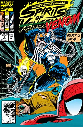 Ghost Rider/Blaze: Spirits of Vengeance (1992-1994) #5