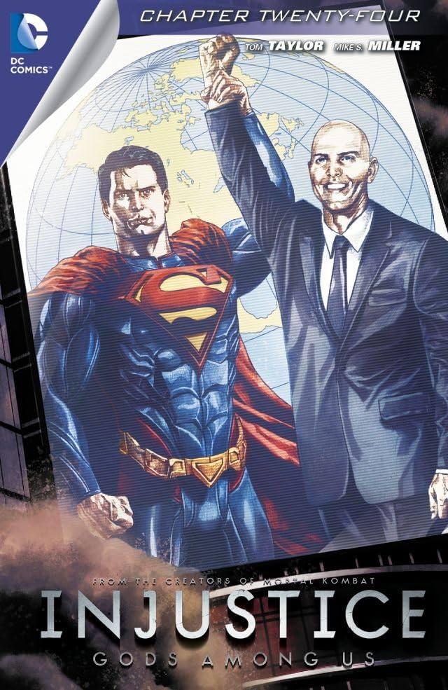 Injustice: Gods Among Us (2013) #24