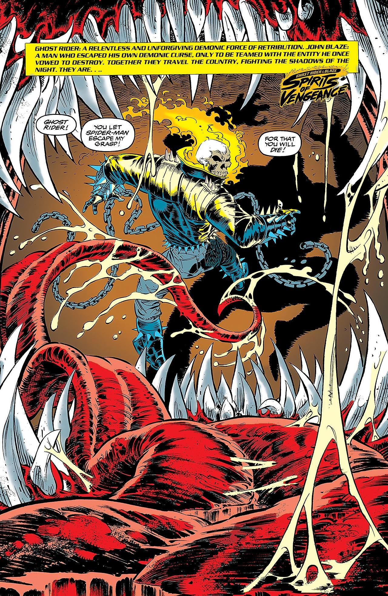Ghost Rider/Blaze: Spirits of Vengeance (1992-1994) #6