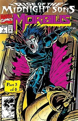 Morbius: The Living Vampire (1992-1995) #1
