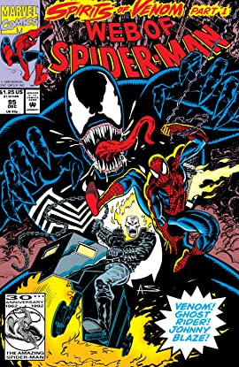 Web of Spider-Man (1985-1995) #95