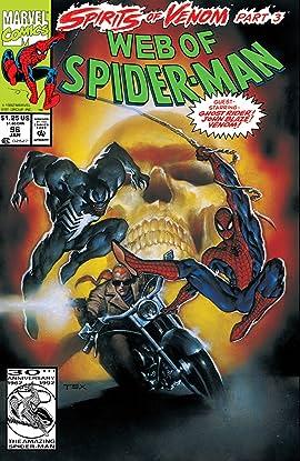 Web of Spider-Man (1985-1995) #96