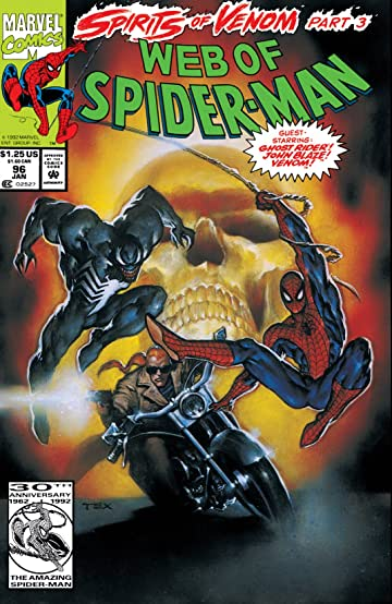 Web of Spider-Man (1985-1995) #96