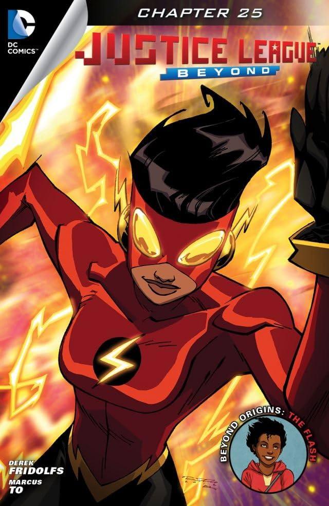 Justice League Beyond (2012-2013) #25
