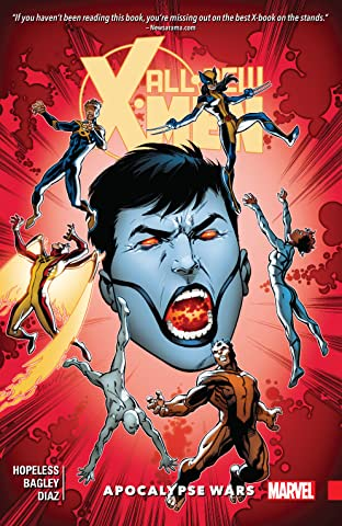 All-New X-Men: Inevitable Tome 2: Apocalypse Wars